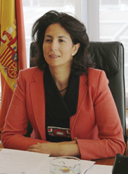 Isabel Borrego subraya que España 'ha sabido fidelizar a los turistas' que vinieron en 2011 por los efectos de la primavera árabe