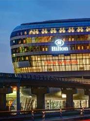 El Hilton Frankfurt Airport cosecha varios premios internacionales como mejor hotel de negocios en Alemania