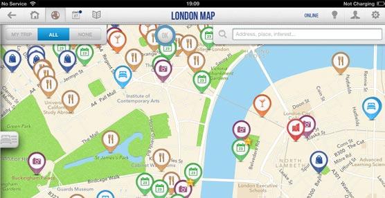 Accor lanza su primera aplicación iPad especialmente pensada para los viajeros de negocio, 'Away on Business by Accor'
