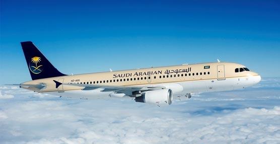La aerolínea Saudia Airlines presenta nuevos menús diseñados específicamente para el destino de sus vuelos