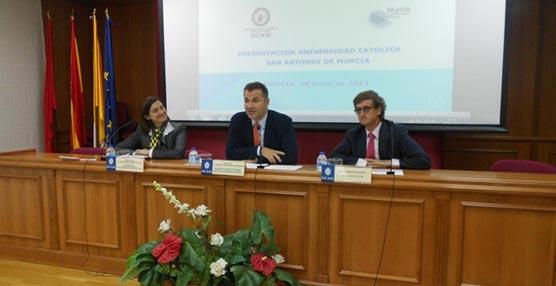 La Oficina de Congresos de Murcia participa en un encuentro con los alumnos de Turismo de la UCAM