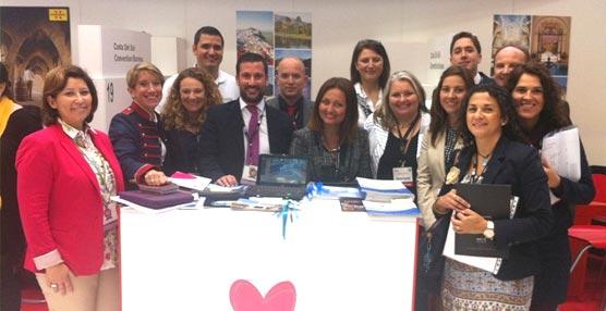 El Patronato de Turismo Málaga-Costa del Sol hace un balance positivo de su presencia en la feria IMEX de Frankfurt