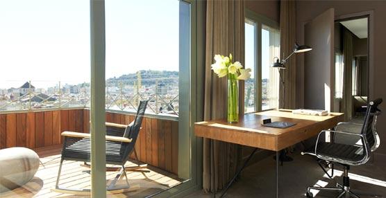 Le Méridien Barcelona inaugura su nueva '360º Barcelona Suite' con vistas panorámicas de la ciudad