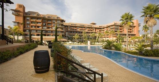 Puerto Antilla Grand Hotel, ubicado en Islantilla, recibe el certificado de excelencia 2013 de TripAdvisor