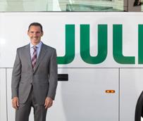 La división de Turismo del Grupo Julià experimenta un crecimiento superior al 12% en 2012, con una facturación de 180 millones