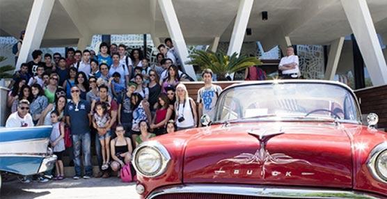 Los hoteles de Calvia Beach organizan una jornada de puertas abiertas para los niños de la Fundación Natzaret