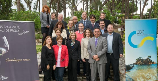 Los hoteleros de la Costa Brava Centro apoyan el CBC Convention Bureau para potenciar el Sector