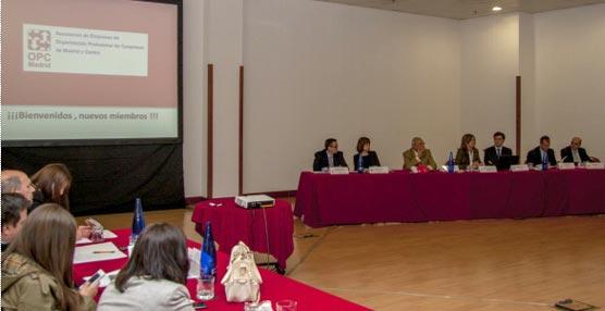 OPC Madrid define sus líneas de actuación para los próximos tres años y reelige como presidenta a Matilde Almandoz