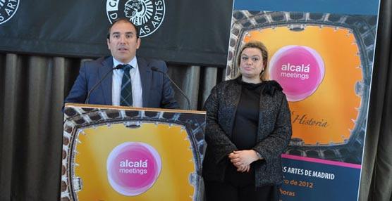 Alcalá de Henares se consolida como ciudad de congresos gracias a los 600 eventos celebrados en 2012