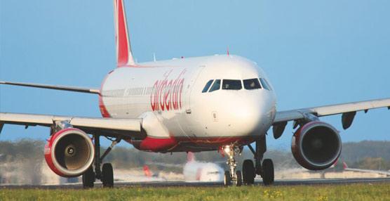 Los agentes de viajes obtendrán una comisión del 5% en las reservas realizadas con airberlin hasta el 30 de junio
