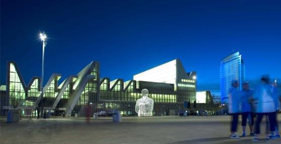El mes de mayo sirve para remarcar la capacidad del Palacio de Congresos de Zaragoza como sede de grandes eventos