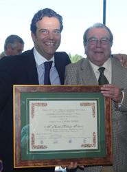 La Academia Gastronómica de Málaga premia al AC Hotel Málaga Palacio en la categoría de establecimiento urbano