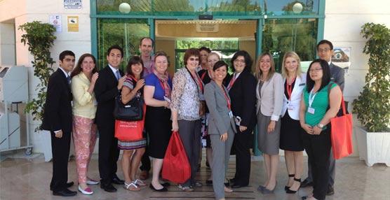 La Escuela internacional Les Roches Marbella acoge el I Foro Internacional de Orientadores Educativos