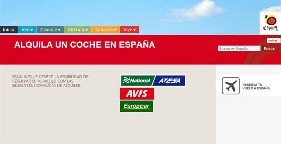 Spain.info permitirá reservar directamente productos y servicios turísticos a partir del 25 de junio