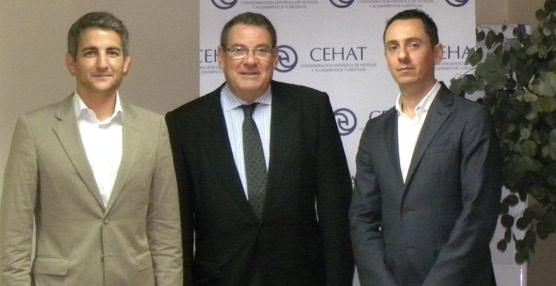 Cehat firma un acuerdo de colaboración con Hotelerum, empresa especializada en herramientas 'online'