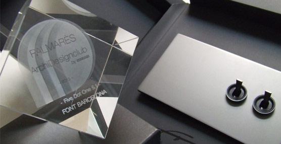 Font Barcelona gana el Premio 'Palmarès des Produits de l'Architecture et du Design' por su gama 5.1