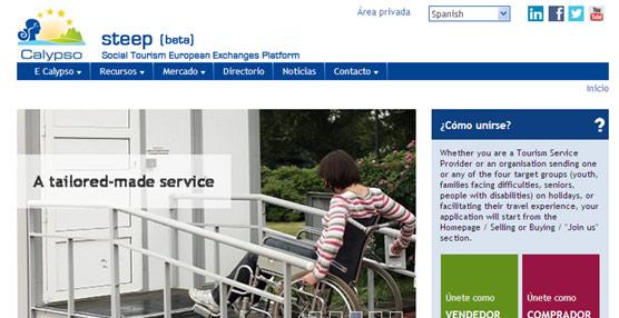 Segittur pone en marcha la plataforma Steep, que conecta la oferta y la demanda del Turismo social europeo