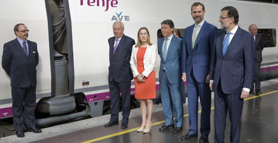 El AVE Madrid-Alicante entra en servicio comercial hoy después de una inversión de 1.920 millones de euros