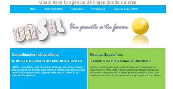 Unida remodela su 'portal' de Unsol para 'comunicar los valores de las herramientas que pone al alcance de la agencia'
