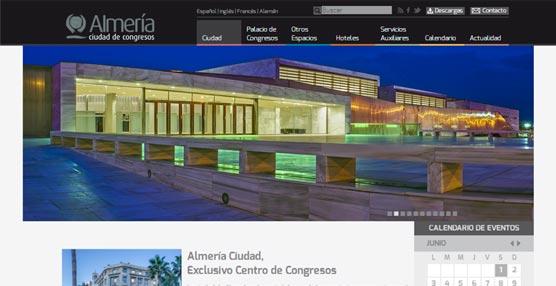 Almería da un paso para consolidarse como destino de reuniones de calidad con la creación de una página 'web' exclusiva