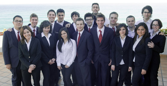 La 1ª promoción del único Grado en Gestión Hotelera y Turística de España se incorpora al mundo laboral