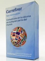 Viajes Carrefour comercializa un servicio de tele-interpretación que permite la traducción en tiempo real
