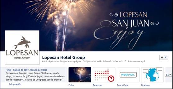 'Lopesan Digital' cumple un año en Facebook y lo celebra con el lanzamiento de nuevas aplicaciones