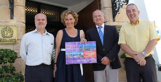 El Hotel Servigroup Montíboli regala una estancia de hotel para incentivar la donación de sangre
