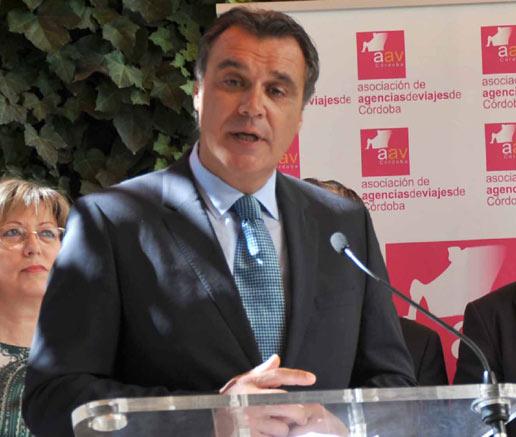 Gallego: 'La cumbre facilitará la puesta en común de problemas e inquietudes entre agentes de viajesde todo el mundo'