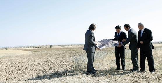 La Comunidad de Madrid sigue adelante con el proyecto de construcción del Aeródromo del Suroeste, en El Álamo