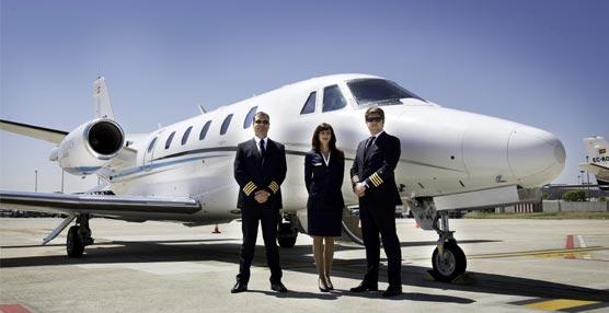 Air Europa presenta su división de jets privados que 'ofrecerá excelencia, calidad, puntualidad y trato personalizado'