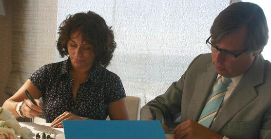 Aehcos y un hotel Vincci firman convenio de colaboración con Unicef para promover el programa Hoteles Amigos