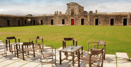 Abre sus puertas el hotel Posada Real Fuerte de la Concepción, antigua fortaleza militar ubicada en Salamanca