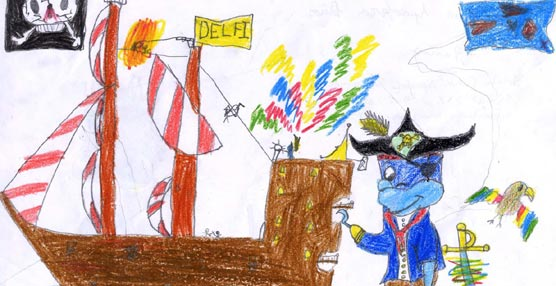 'Delfi y sus amigos': Hoteles Servigroup convoca la tercera edición de su concurso de dibujo infantil