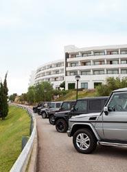 Los hoteles Dolce crean una campaña específica para lograr la captación de eventos del sector de la automoción