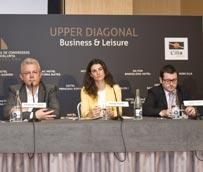 Barcelona cuenta con una nueva oferta para viajes de negocios bajo la marca Upper Diagonal Business & Leisure