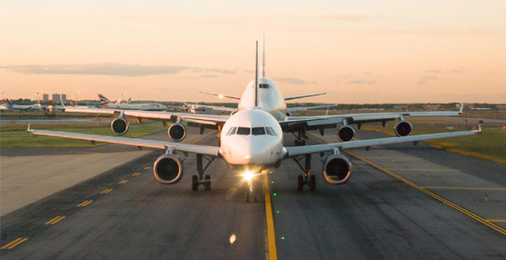 El tráfico de pasajeros aéreos crece por encima del 5% en mayo gracias al impulso de los mercados emergentes, según IATA