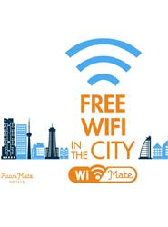 Desde el 1 de julio todos los huéspedes de Room Mate Hotels cuentan con conexión wifi dentro y fuera del hotel