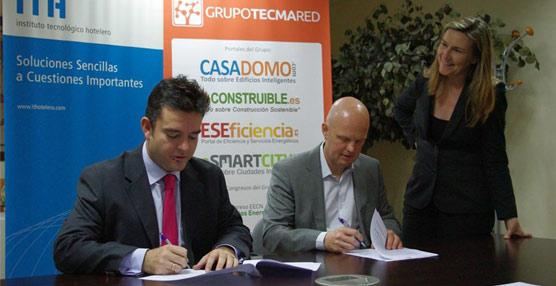 ITH y Grupo Tecma Red firman un acuerdo de colaboración para la difusión de la innovación en los hoteles españoles