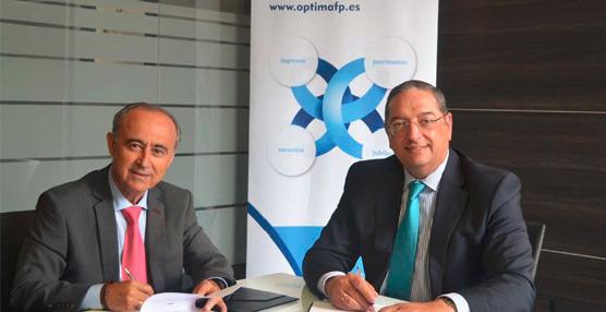 AEDH firma un convenio de colaboración con la consultora Optimal Financial Planners