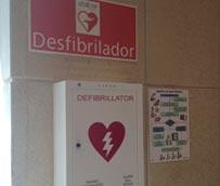 El World Trade Center Barcelona instala un desfibrilador en sus instalaciones para su uso en casos de parada cardiorespiratoria