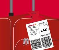 Iberia facilita a sus pasajeros un nuevo servicio que les permite emitir las etiquetas de sus maletas a través de Internet