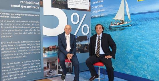 Pierre & Vacances amplía su actividad en España con la venta inmobiliaria de apartamentos con rentabilidad