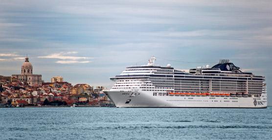 La industria de cruceros ha lanzado cinco nuevos barcos en los últimos cuatro meses en Europa