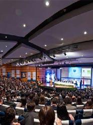 La asistencia a congresos y convenciones es ya el tercer motivo de viaje de los visitantes extranjeros a Colombia