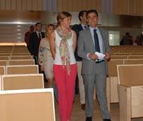 La ciudad de Zamora contará con unCentro de Congresos, ubicado en la parte trasera del Teatro Ramos Carrión, a finales de 2014