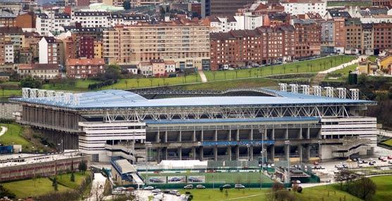 El Club de Empresas Oviedo Congresos traslada sus oficinas al Estadio Carlos Tartiere