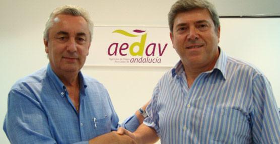 Sergio García se convierte en el nuevo presidente de AEDAV Andalucía en sustitución de Pedro García
