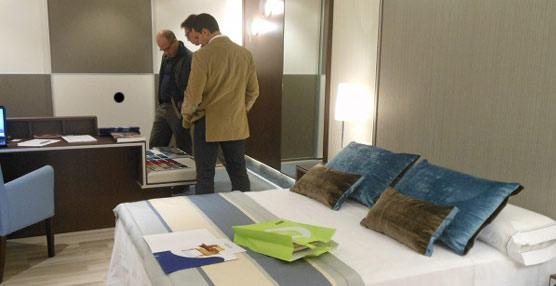 La próxima edición de InteriHOTEL se celebrará del 11 al 15 de noviembre en el Palau Sant Jordi de Barcelona