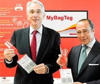La Asociación Internacional de Líneas Aéreas felicita a Iberia por el éxito desu nuevo servicio de facturación online 'MyBagTag'